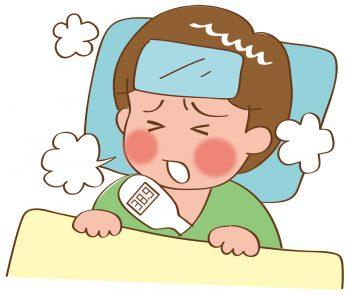 夜に熱が上がる理由と対処法!夜間に発熱する病気(大人・子供別)は?