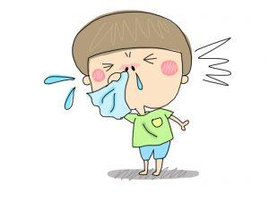 【保存版】子供の鼻水を止める方法が知りたい!