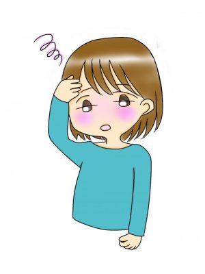 風邪で微熱が下がらない!こんな場合はどうすればいい?