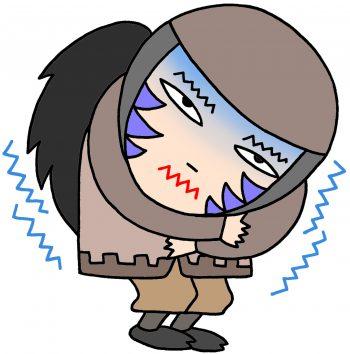 発熱しているのに手足が冷たい!冷やす?温める?