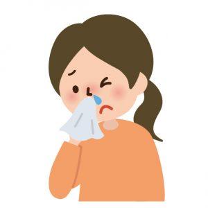 鼻水が出ないのに鼻づまりで苦しい!鼻づまりの解消法が知りたい