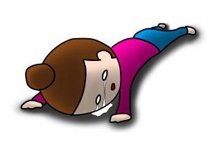 【保存版】うつ伏せになると腰が痛い!腰に負担をかけないようにする方法