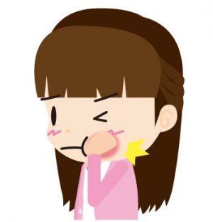頬骨を押すと痛いのはなぜ?原因は歯から?鼻から?それとも?