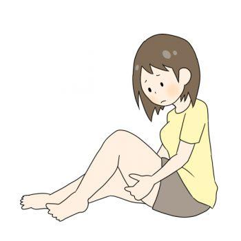 足の付け根に痛くないしこりができる7つの原因と対処法!