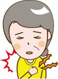 右胸の下の痛みがズキズキと響く4つの原因!