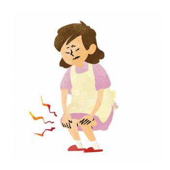 膝を曲げると痛い5つの原因と対策を紹介!