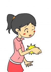 手首の小指側が痛い4つの原因とその対処法を紹介!