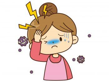 風邪が原因の頭痛と吐き気の対処法!少しでも症状を和らげるには?