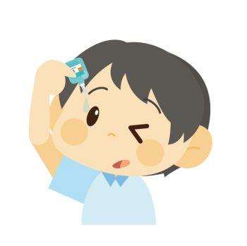 結膜炎の目やにの色で黄緑や白い原因と対処法!目薬は効果ある?