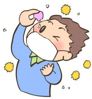 花粉症用目薬の成分と使い方!処方薬と市販薬の特徴とは?