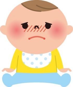 子供の風疹の症状と予防法!ワクチンの効果は?