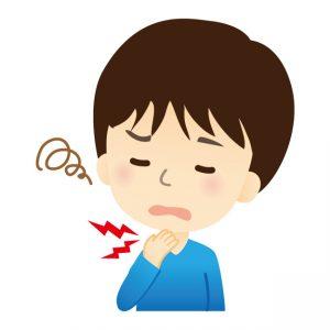 喉がヒリヒリする原因と対処法!舌が痛かったり咳が出る場合は?