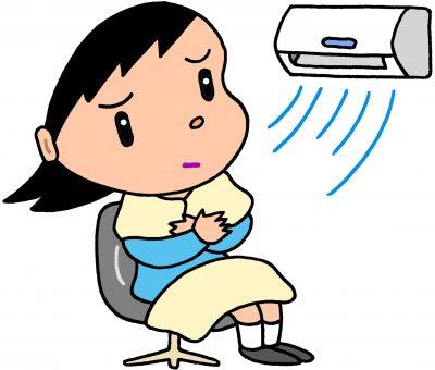 冷房病(クーラー病)の6つの治し方!しっかり対策して症状を改善!