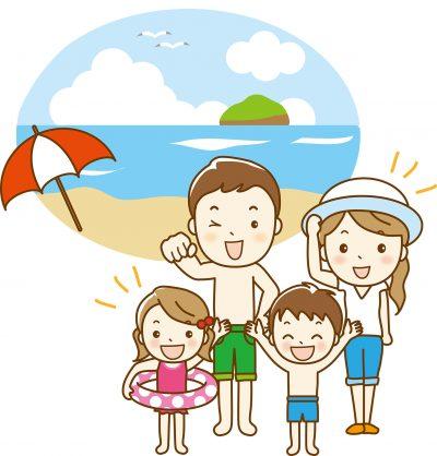 海やプールでの日焼け対策3選!おススメの日焼け止めも紹介!