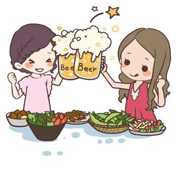 アルコールの飲み過ぎで下痢になる3つの原因と予防する5つの対策!