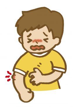 虫刺されで内出血になったときの対処法!腫れもある場合は病院へ行く?