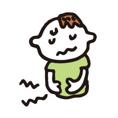 夏バテで下痢になる原因と対策!吐き気があるときの食事はどうする?