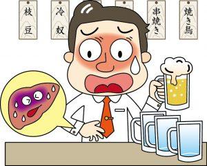 アルコール関連身体疾患 - kochi-al.org