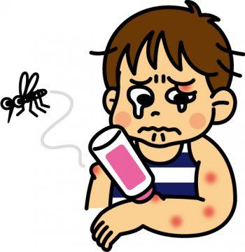 【総まとめ】虫刺されアレルギー反応の症状とは?検査方法や薬についても解説!