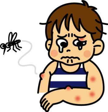 子供や大人の虫刺されによるとびひ治療法!予防法やおススメの市販薬は?