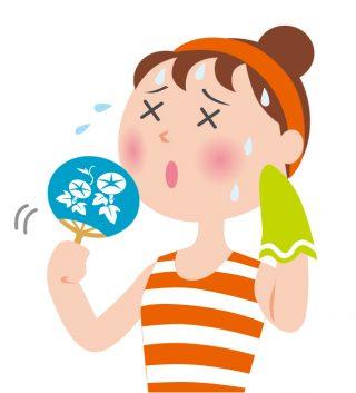 熱中症で汗が出ない!止まらない!それぞれの原因と対処法を解説