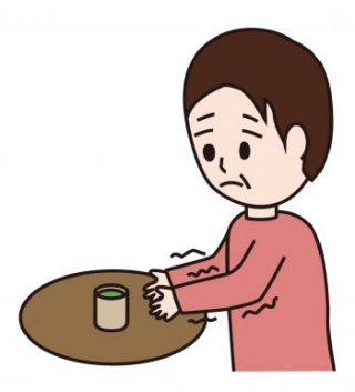 手や足の指先がしびれる原因は?親指や人差し指で症状が違う?