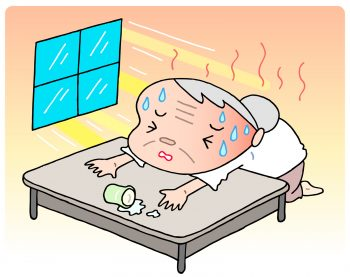 熱中症の原因をわかりやすく解説!子供やお年寄りが注意することは?
