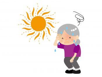 熱中症の初期症状を乳児、子供、高齢者ごとに対処法をそえて解説!