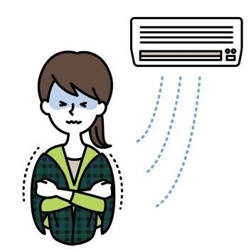エアコンによる頭痛の原因と対策!肩こりや吐き気を伴うときの治し方