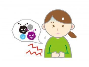 食あたりの対処法を腹痛・吐き気・嘔吐ごとに解説!食事で気をつけることは?