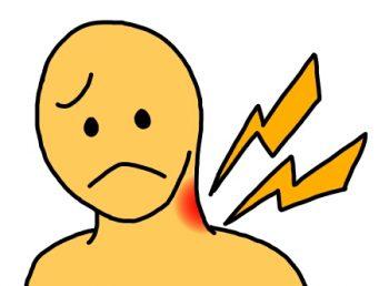 首の後ろの痛みの原因5つ!突然のズキズキには病院は何科が専門?