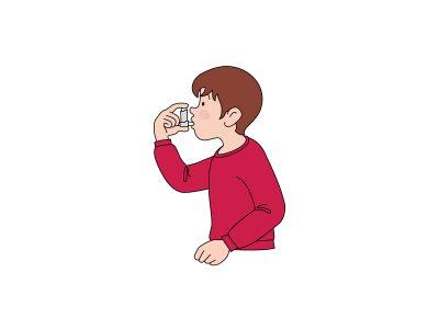 【保存版】喘息の発作がおきた時の対処に使う薬を重症度別に解説!