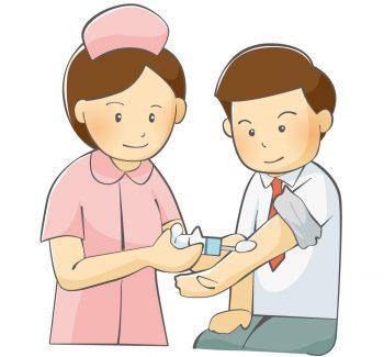 ナースが教える採血で内出血のあざができる原因と腫れや痺れの対処法!