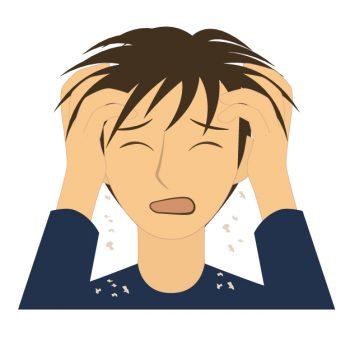 脂漏性皮膚炎が完治するまでの治療法!顔や頭皮で気をつけること