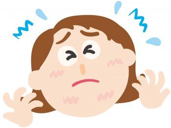顔がかゆい7つの原因と対処法!用いられる薬は?