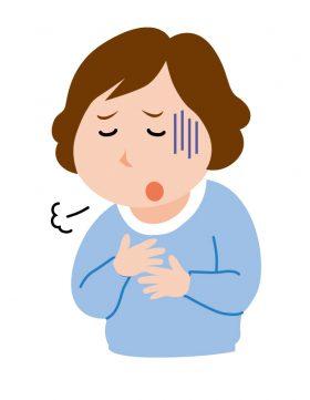 息切れになる5つの原因と対処法!病気の可能性は?息切れの市販薬は?