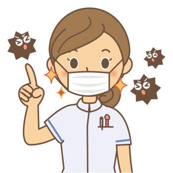 【ナース直伝】インフルエンザでおすすめマスク!効果と注意点も解説!