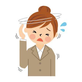 立ちくらみでめまいや吐き気が起こる原因と対処法!