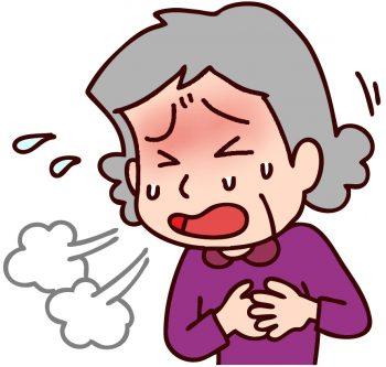 【徹底解説】息苦しい動機の6つの原因と対処法!