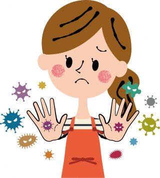 ノロウイルスの7つの症状と治療法!発熱・腹痛・下痢の対処法は?