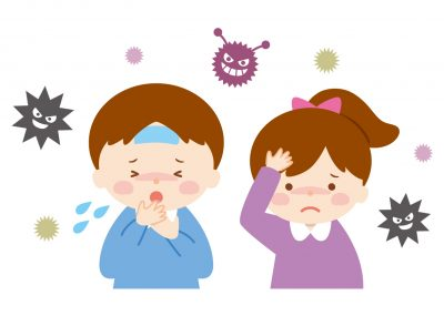 インフルエンザ潜伏期間の情報を総まとめ!症状・対策・感染力は?