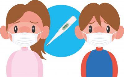 インフルエンザ解熱後の症状と注意点!いつまで出勤できない?