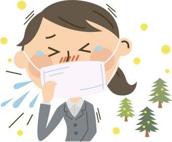 花粉症で咳がでる2つの原因と3つの対策!おススメの市販薬は?