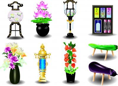 お盆飾りの意味を総まとめ!飾り方や飾る期間も徹底解説!