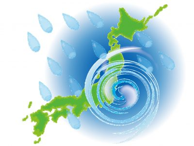 台風が発生する時期と場所って?そのメカニズムを徹底解説!