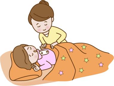 子供の寝冷えの3つの症状と5つの対策!おススメの防止グッズは?