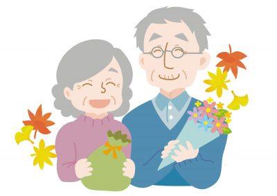 敬老の日は何歳から何をしてお祝いすると喜ばれる?その由来も解説